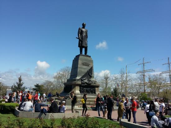 Admiral Nakhimov Monument
