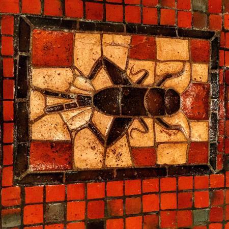 Pennsylvania State Capitol Henry Mercer Tiles