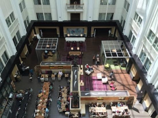 The Nines A Luxury Collection Hotel Portland Urban Farmer Restaurant