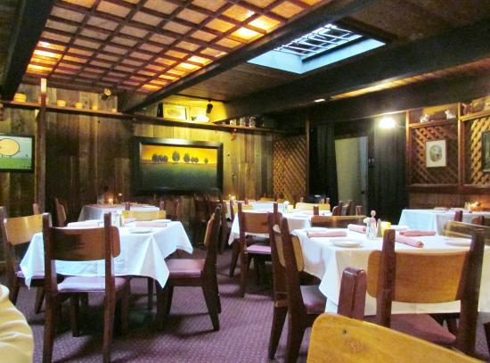 Cambria Cafe Menu