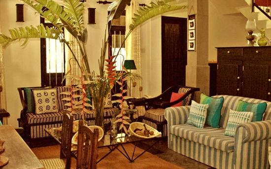 Indika's House & Tours : Living Area