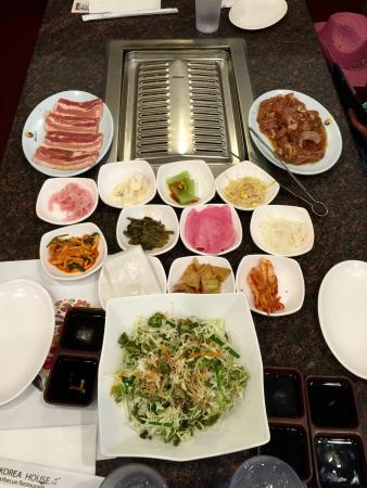 Korea House BBQ