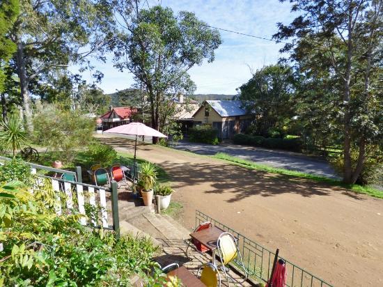 Cafe Wollombi: View from verandah