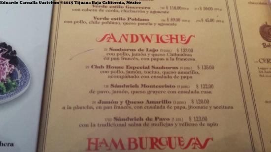Sanborn 39 s ciudad ju rez fotos n mero de tel fono y for Sanborns restaurant mexico
