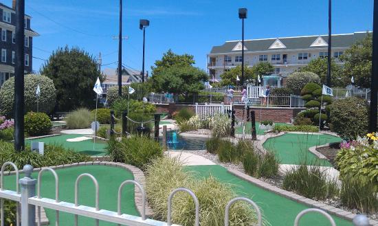 a very nice harris built mini golf course is also on the property rh tripadvisor com
