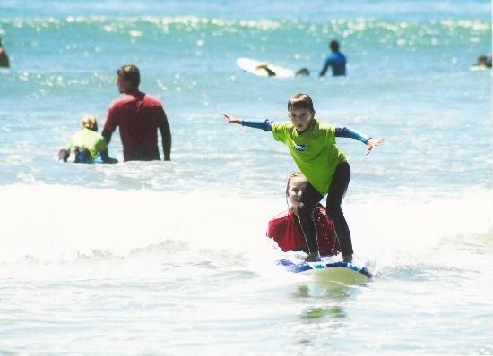 Ventura Makos Surf Camp