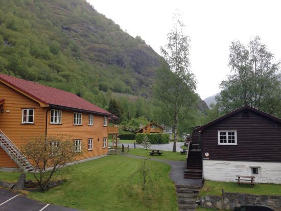 Hostel surrounding