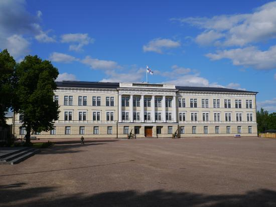 Main Building of Military School