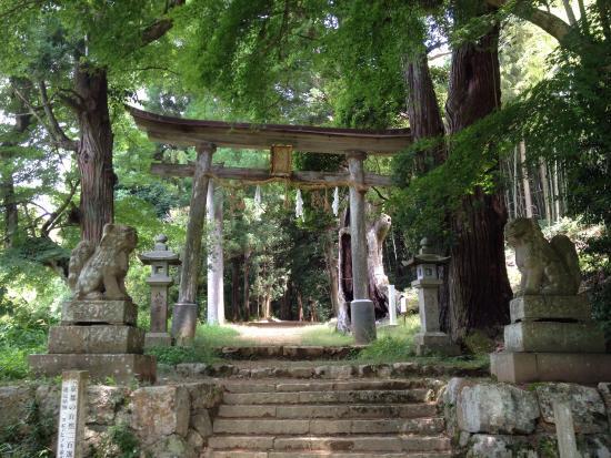 Shitsumi Hachimangu Shrine