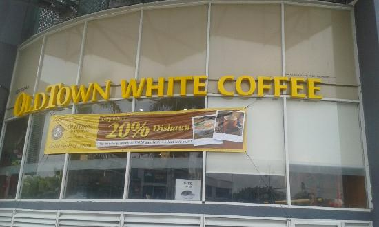 ‪OldTown White Coffee‬