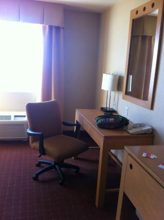 Holiday Inn Express Hotel & Suites Cd. Juarez-Las Misiones: Nice and simple