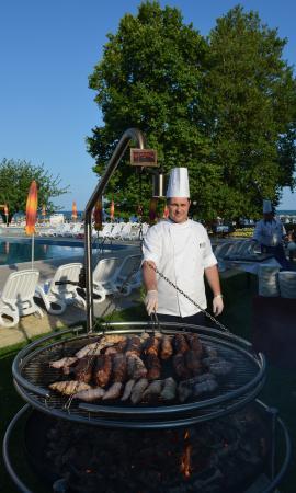 Hotel Kaliakra: Chef's Dinner