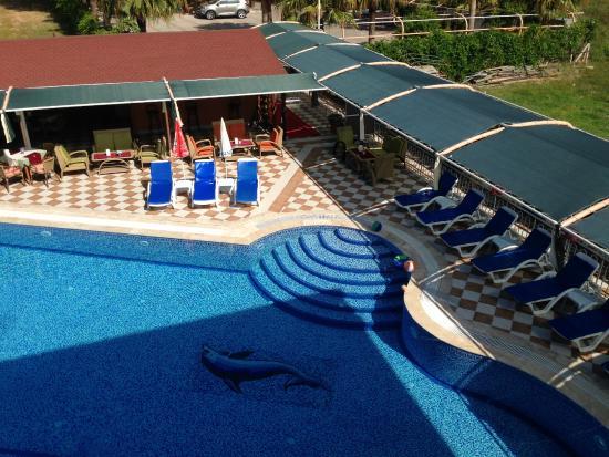 Yavuzhan Hotel: Piscine