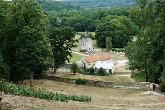 Ruines De L Abbaye Depuis La Ferme Des Granges Photo De Musee