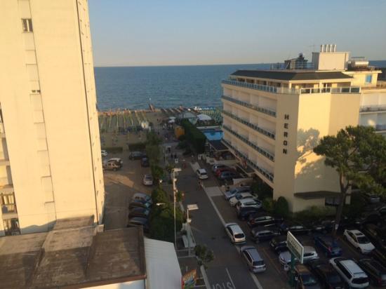 Hotel Margherita: vista dalla camera 146