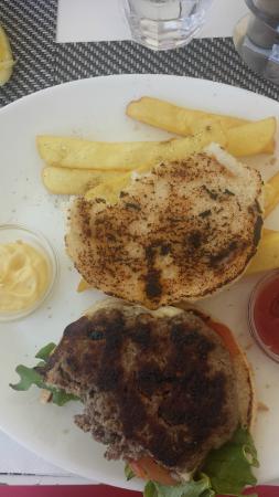 La Luna : Hamburger cramé