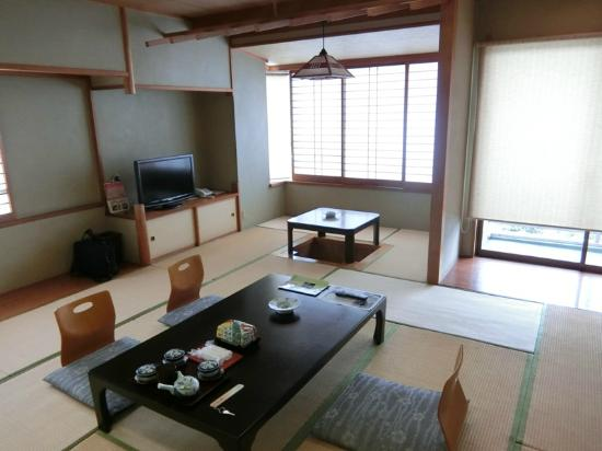 Isawa View Hotel: 部屋