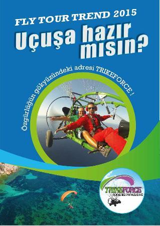 TRIKEFORCE - Powered Paragliding