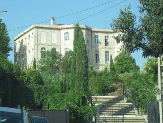 Auberge de Jeunesse Marseille BoisLuzy (Frankrike