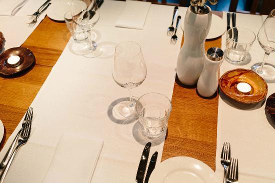 Lunch Oder Dinner Restaurant Esszimmer Bild Von Restaurant