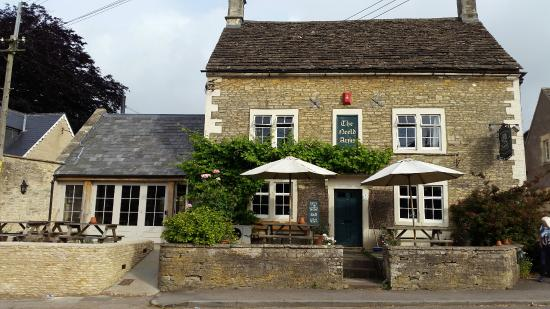 Grittleton, UK: The Neeld Arms