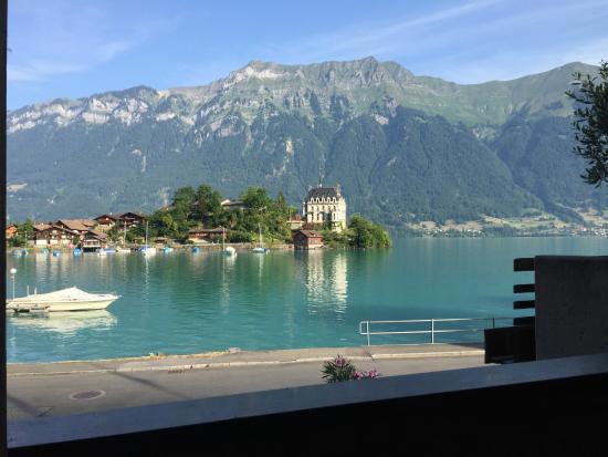 Hotel Chalet Du Lac: Traumhafte Aussicht