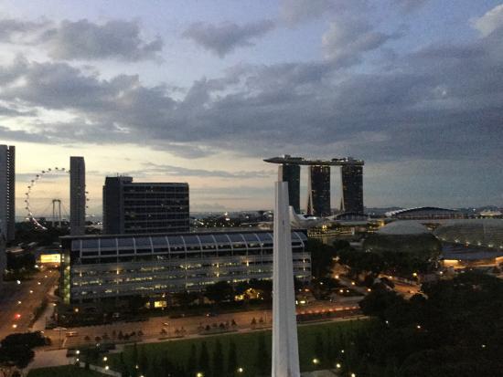 Panorama Hafenseite am Tag