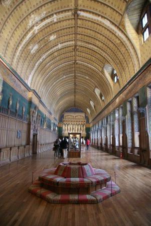 Interieur van het kasteel picture of chateau de for Interieur kortrijk 2015