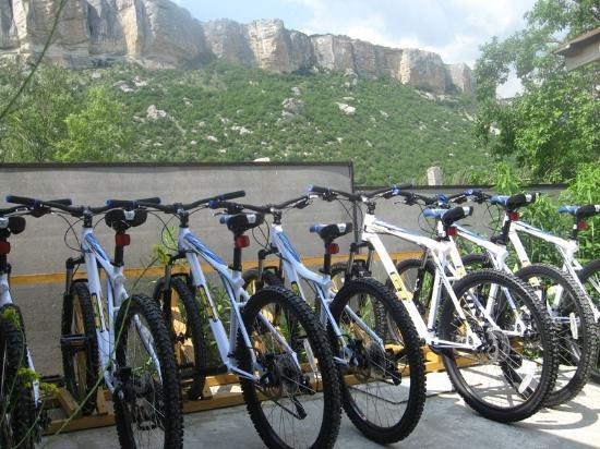 Bashtanovka: прокат велосипедов