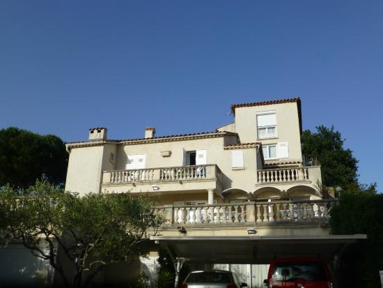 Hotel Saint Tropez Chambre 101