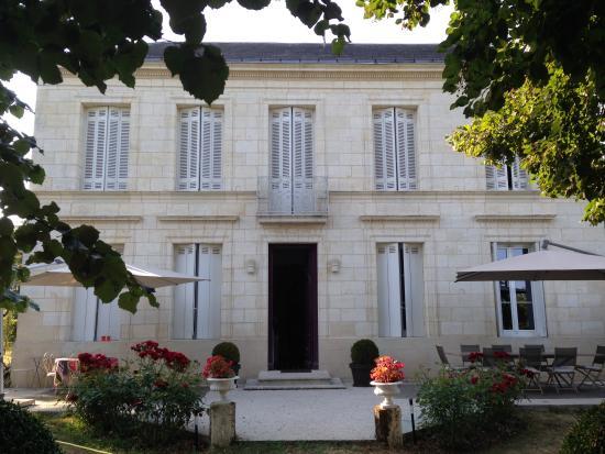 Gauriac, Francia: La façade