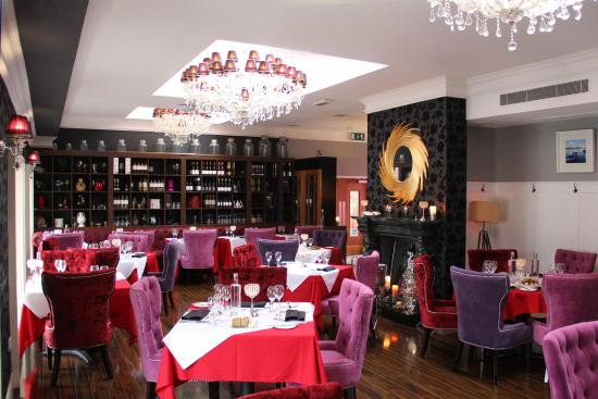 The Barony Restaurant at the Talbot Hotel