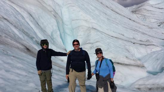 McCarthy, AK: Glacier Hike