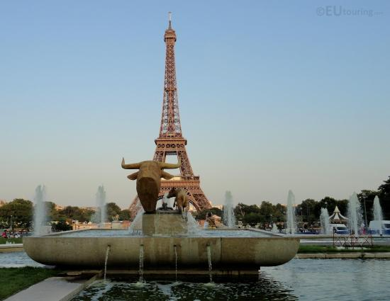 Picture of trocadero paris tripadvisor for Jardin 63