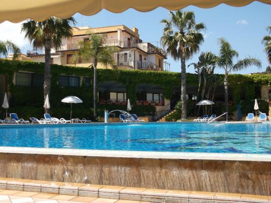 Hotel Caesar Palace: Pool area