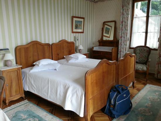 Hotel Masson: Romantisches Zimmer
