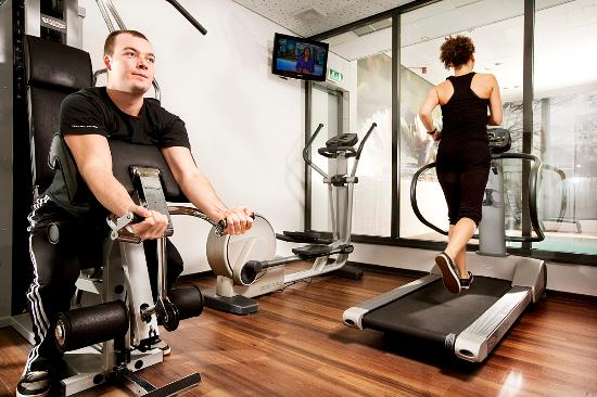 Hotel Mitland: Fitness
