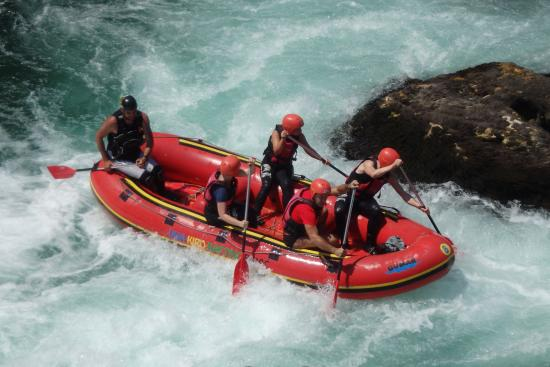 Una RC Kiro Rafting - Day Trips: ...