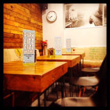 Park Life Cafe