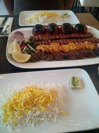 Persisches Restaurant Nayeb