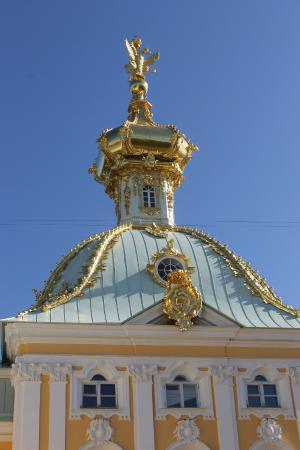Tailored Tours St.Petersburg/ Day Tours and Shore Excursions: Peterhof Palace Church