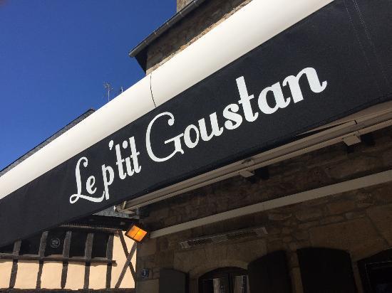 Restaurant Le p'tit Goustan