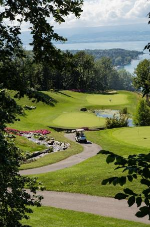 L'Academy de l'Evian Resort Golf Club