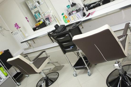 Hotel Maleton: Beauty Salon Hair