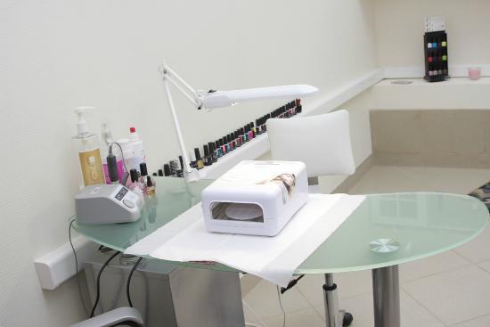 Hotel Maleton: Beauty salon Nails