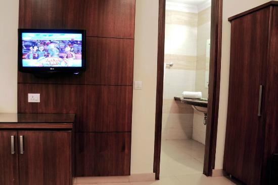 Hotel Vanson Villa : Deluxe Double room Viw