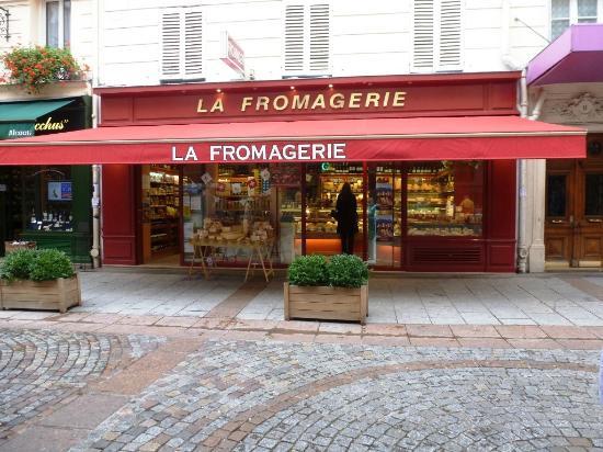 Paryż, Francja: Rue Cler  7