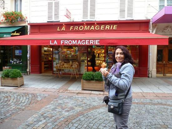 Paryż, Francja: Rue Cler  20