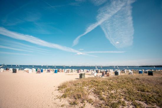 Strande, Niemcy: Strand