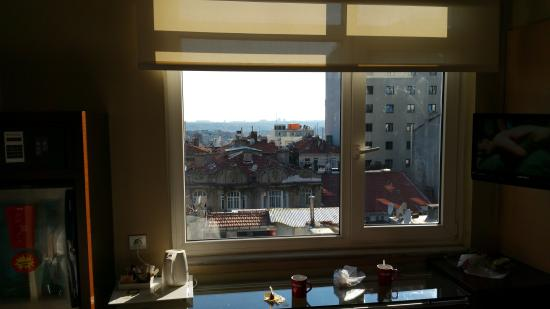 Lamartine Hotel: room view